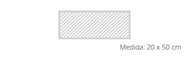 Grelha – Diagonal